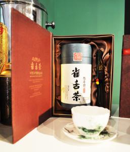 Green Boar Organic Korean Green Tea Harrods 6