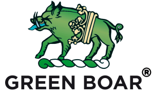 Green Boar Organic Green Tea