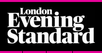 London Evening Standard : 13.11.12