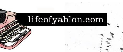 Life of Yablon : 26.10.12