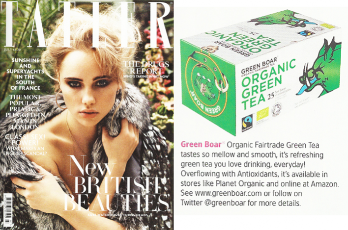 Tatler_JulyCover_Green_Boar_Organic_Tea_for_site